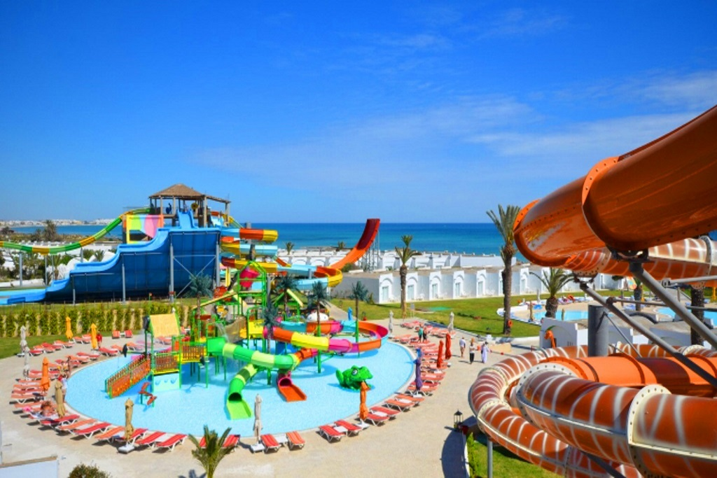 Thalassa Sousse Resort & Aquapark ••••